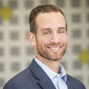 Aaron Shields, Client Executive
