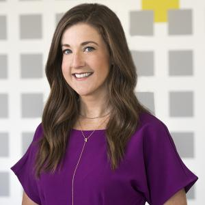 Britni Shrout, Executive Vice President, Marketing + Communications