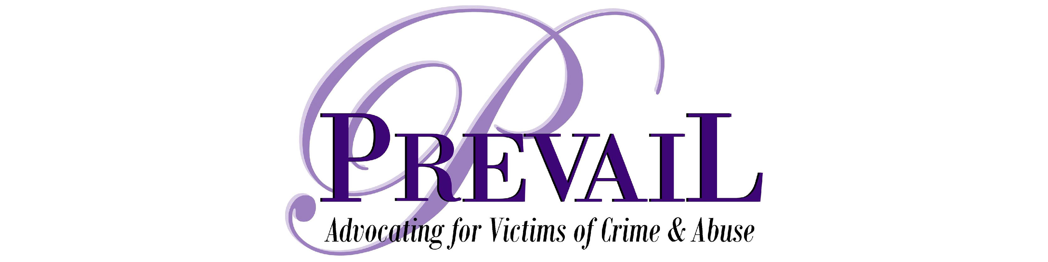 Previal, advocating for victims of crime & abuse.