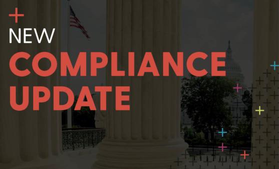 New Compliance Update